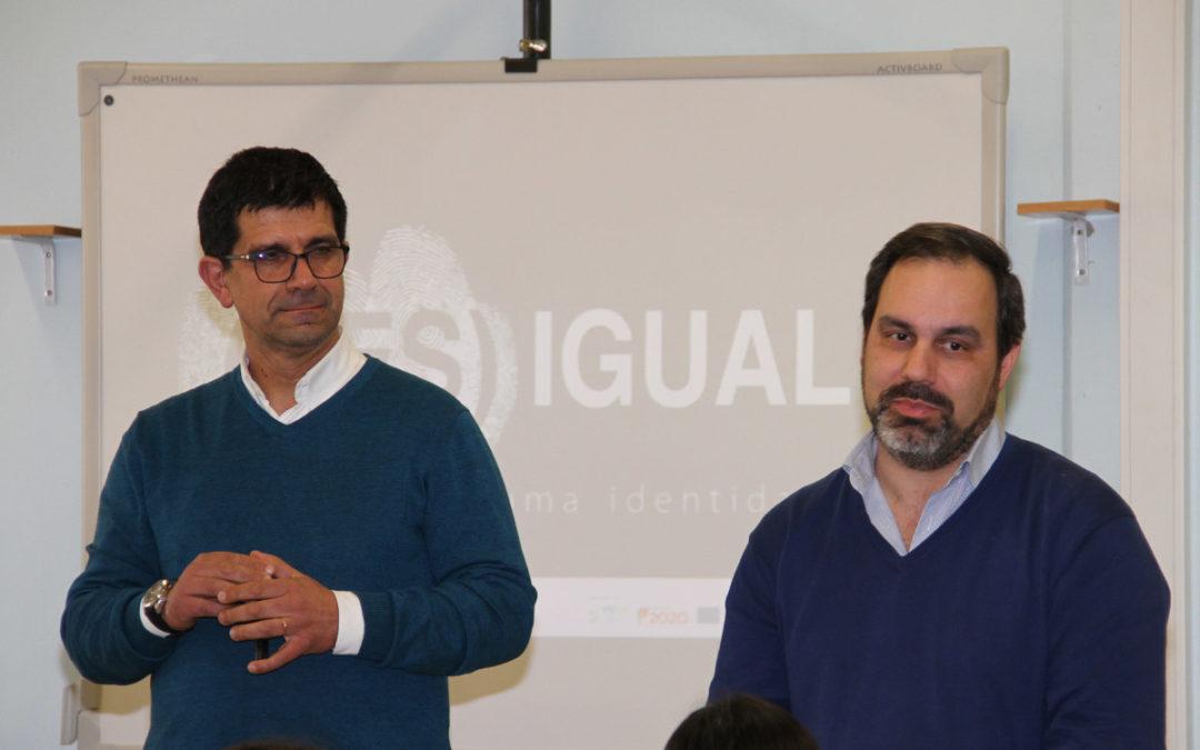 Semana Cáritas: Conheça o projeto «Desigual», da Cáritas de Coimbra – Emissão 19-03-2019
