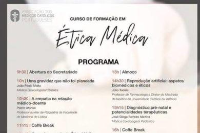 Portugal: Médicos Católicos promovem formação em «Ética Médica»