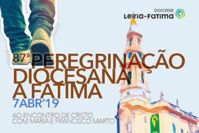 Leiria: Peregrinação da diocese ao Santuário de Fátima