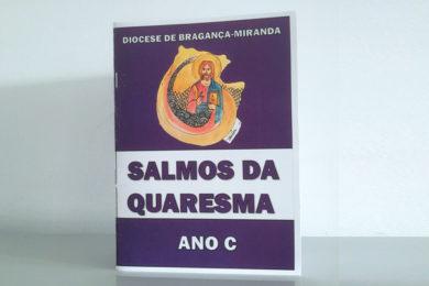 Publicações: Lançamento da obra «Salmos da Quaresma – Ano C»