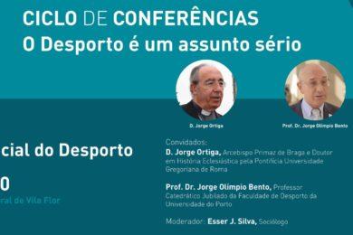 Braga: D. Jorge Ortiga fala sobre o «valor ético e social do desporto»
