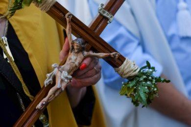 Semana Santa: D. Anacleto Oliveira preside ao Compasso Pascal em Ponte de Lima