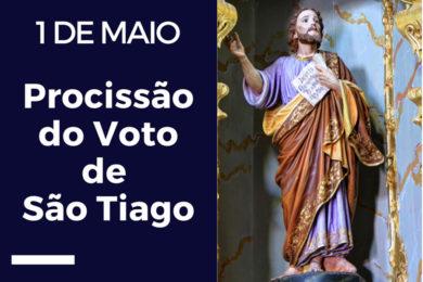Funchal: Cristãos da Ilha da Madeira celebram o voto de São Tiago Menor