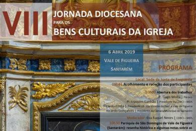 Santarém: Jornada diocesana para os Bens Culturais da Igreja