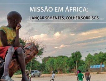 Lisboa: Missionário apresenta livro que tem como objetivo o apoio a Moçambique