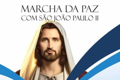Évora: «Marcha da Paz» com São João Paulo II em Campo Maior