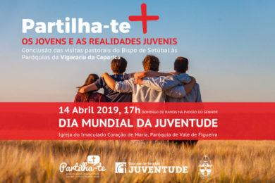 Pastoral Juvenil: D. José Ornelas nos encontros «Partilha-te +»