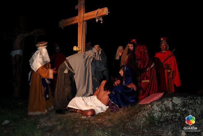 Sexta-feira Santa: A Paixão de Cristo encenada na diocese da Guarda – Emissão 19-04-2019