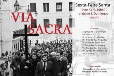Lisboa: Os «Passos da Paixão» com poemas de Charles Péguy e Paul Claudel