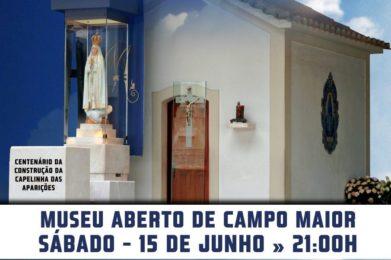 Campo Maior: Comemoração do centenário da Capelinha das Aparições de Fátima