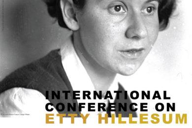 Lisboa: Sessão de homenagem e congresso internacional Etty Hillesum