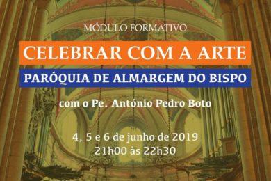 Lisboa: Módulo formativo «Celebrar com a arte»