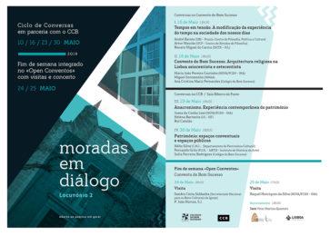 Lisboa: Ciclo de conversas «Moradas em diálogo»