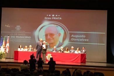 Leiria: Município homenageou padre Augusto Gomes Gonçalves