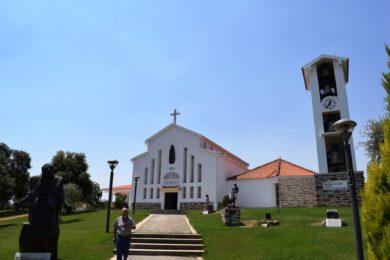 Bragança: D. António Montes preside à peregrinação ao Santuário dos Cerejais