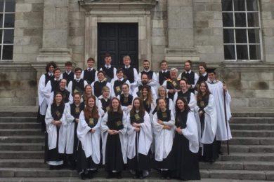 Igreja/Música: Coro da Capela do Trinity College atua em Lisboa