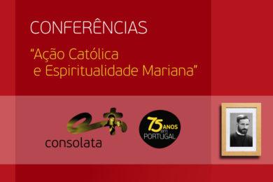 Património: Conferência «Ação Católica e Espiritualidade Mariana» no Museu da Consolata