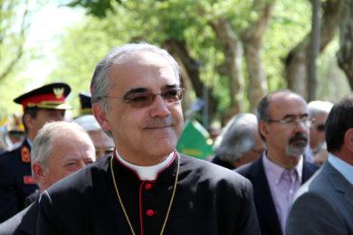 Vila Real: Apresentação de D. António Augusto Azevedo à diocese
