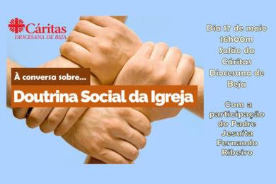 Beja: Cáritas diocesana promove conferência sobre «Doutrina Social da Igreja»