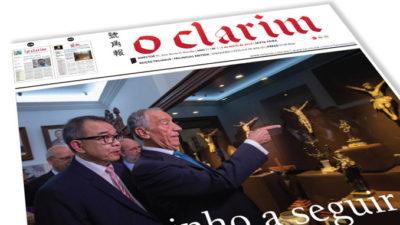 Media: Semanário católico de Macau homenageado em Portugal