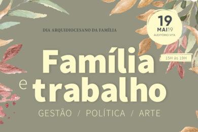 Braga: Dia arquidiocesano da família realiza-se no «Espaço Vita»