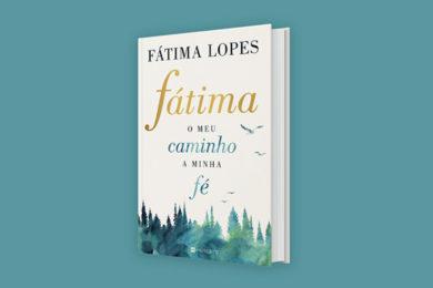 Lisboa: Apresentadora Fátima Lopes lança livro sobre experiência de peregrinar
