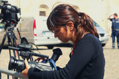 Media: Colóquio sobre «Mulheres, Igreja e jornalismo».