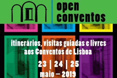 Lisboa: Projeto «Open Conventos» convida a conhecer a história da presença destes monumentos religiosos na cidade