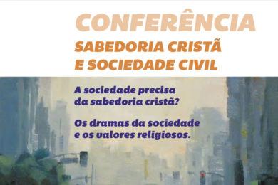 Leiria: Conferência sobre «Sabedoria cristã e sociedade civil»