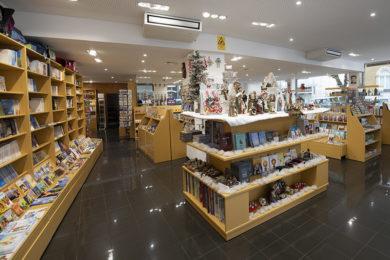 Media: Bispo do Porto inaugura nova sede e livraria das Edições Salesianas