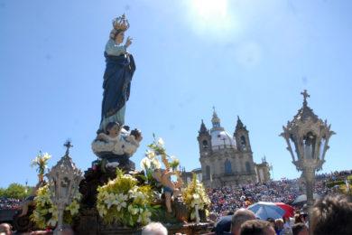Braga: Peregrinação arquidiocesana ao Santuário do Sameiro