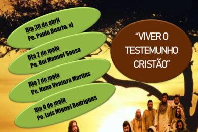 Braga: Ciclo de conferências «Viver o Testemunho Cristão» em Vila Verde
