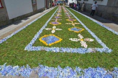 Viana do Castelo: Festa de «Corpo de Deus» celebrada em novos moldes