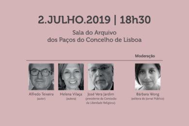 Publicações: Apresentação do estudo «Identidades Religiosas e dinâmica social na Área Metropolitana de Lisboa»