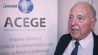 Igreja/Sociedade: Prémio «Fé e Liberdade» para João Alberto Pinto Basto