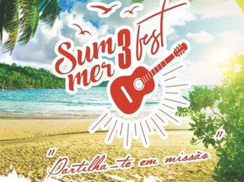 Juventude: Diocese de Setúbal dinamiza «Summer3Fest»