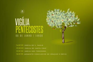 Braga: Vigília de Pentecostes ao ritmo da missão