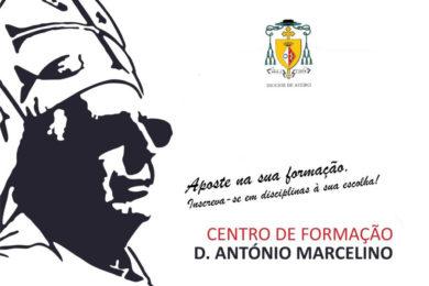 Aveiro: Inscrições para as aulas no Centro de Formação D. António Marcelino