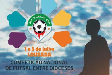 Igreja/Desporto: Edição do Clericus Cup realiza-se em Lousada