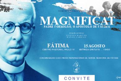 Igreja/Cultura: Espetáculo sobre a vida e obra do padre Manuel Formigão