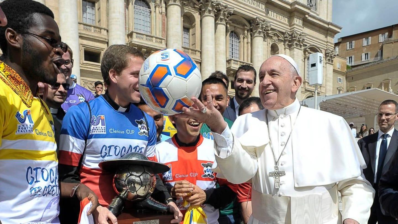 Igreja/Desporto: «Champions» do Vaticano em destaque no site da FIFA - Agência ECCLESIA