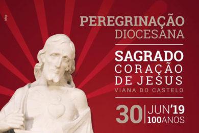 Viana do Castelo: Diocese peregrina ao Sagrado Coração de Jesus
