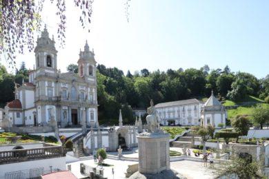 Braga: Conferência de imprensa sobre o Santuário do Bom Jesus a Património Mundial