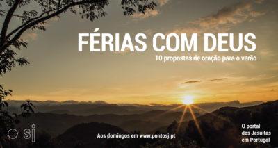 Férias: Jesuítas fazem «10 propostas de oração para o verão»