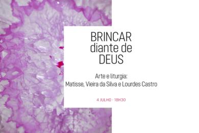 Lisboa: Exposição «Brincar diante de Deus. Arte e liturgia»
