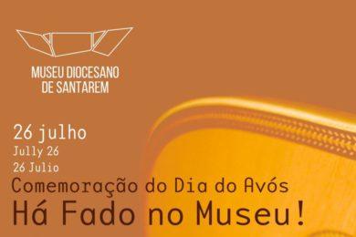 Santarém: Museu diocesano promove «tarde de fados» no Dia dos Avós
