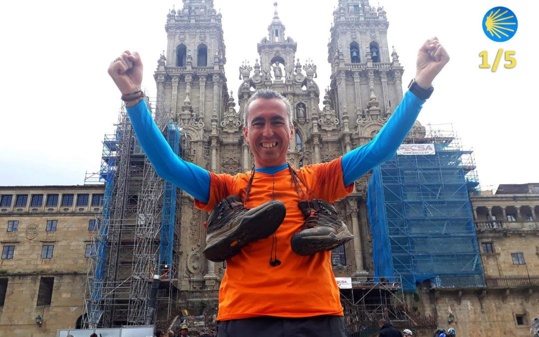 Santiago de Compostela: Um caminho que leva ao «desapego em permanência» – Emissão 22-07-2019