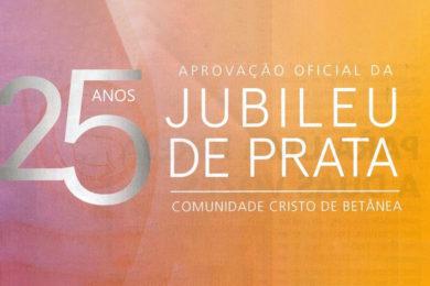Vida Consagrada: Jubileu de Prata da Comunidade Cristo de Betânea