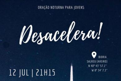 Aveiro: JOC promove oração noturna para jovens