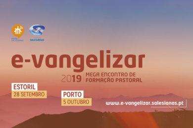 Salesianos: Edição do «E-vangelizar» sobre o lema «Levanta-te»